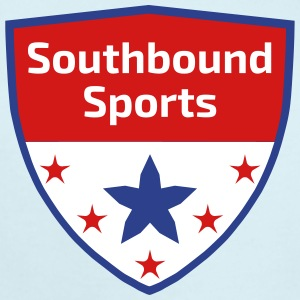 Southbound Sports Crest Logo - Short Sleeve Baby Bodysuit