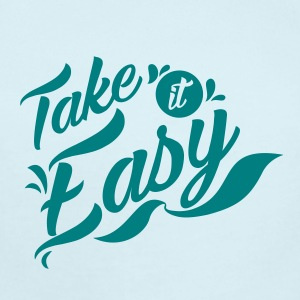 Take it Easy - Short Sleeve Baby Bodysuit