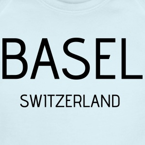 basel - Short Sleeve Baby Bodysuit