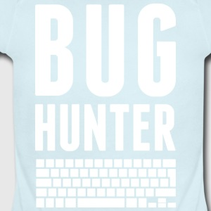 BUG HUNTER - Short Sleeve Baby Bodysuit
