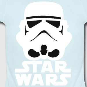Star Wars Stormtrooper - Short Sleeve Baby Bodysuit