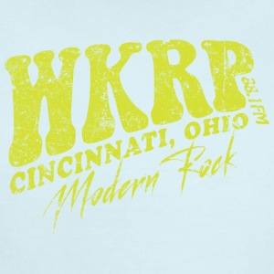 WKRP in Cincinnati - Short Sleeve Baby Bodysuit