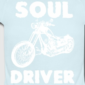 Motorcycle SOUL DRIVER - Short Sleeve Baby Bodysuit