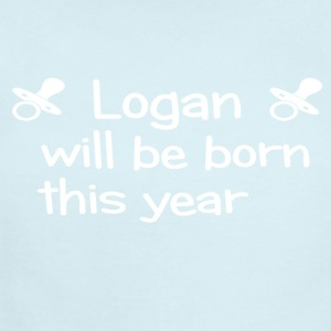 Logan - Short Sleeve Baby Bodysuit