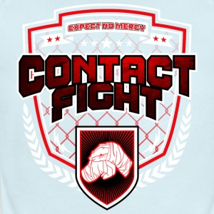 Contact Fight Knuckles - Short Sleeve Baby Bodysuit
