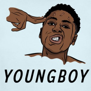 Youngboy - Short Sleeve Baby Bodysuit