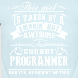 Smokin Hot Awesome Programmer Tee Shirt - Short Sleeve Baby Bodysuit