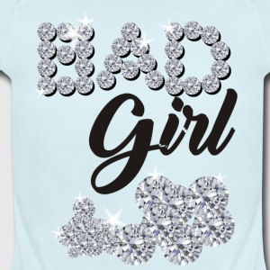 Bad girl - Short Sleeve Baby Bodysuit