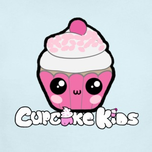 Cupcake Kids Fan Wear - Short Sleeve Baby Bodysuit