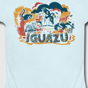Iguazu - Short Sleeve Baby Bodysuit