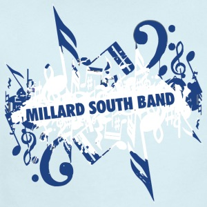 Millard South Band - Short Sleeve Baby Bodysuit