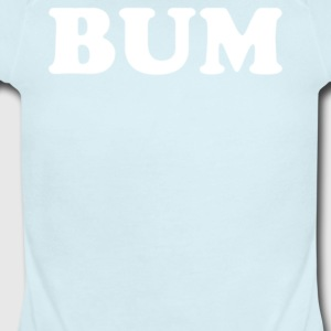 BUM - Short Sleeve Baby Bodysuit