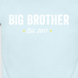 Big brother Est 2017 - Short Sleeve Baby Bodysuit