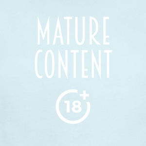 Mature content - Short Sleeve Baby Bodysuit