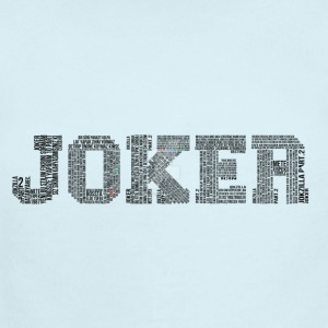 Joker - Short Sleeve Baby Bodysuit