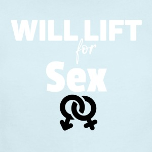 Will lift for SEX - Short Sleeve Baby Bodysuit