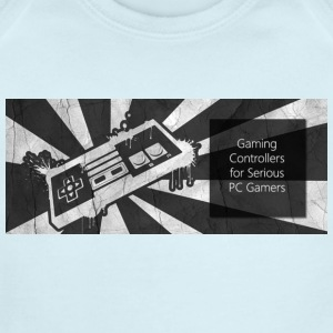 gaming controllers for serious pc gamers - Short Sleeve Baby Bodysuit