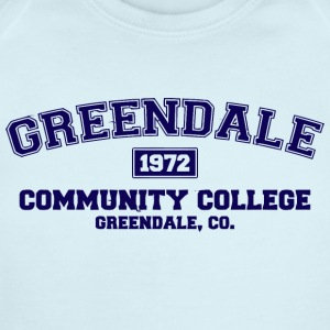 Greendale Community College - Short Sleeve Baby Bodysuit