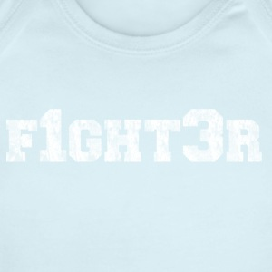 Fighter - Short Sleeve Baby Bodysuit
