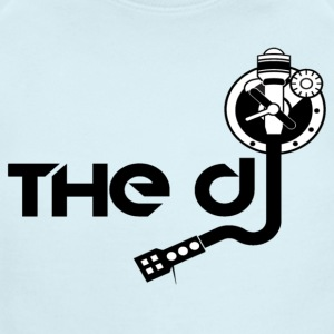 THE DJ - Short Sleeve Baby Bodysuit