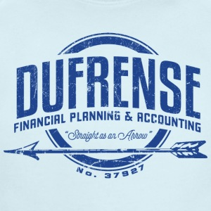Dufrense Financial Planning and Accounting - Short Sleeve Baby Bodysuit