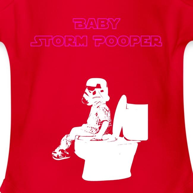 Baby Storm Pooper Purple