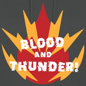 Blood and Thunder! - Women's Hoodie