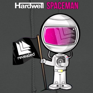 Hardwell - Call me a Spaceman - Women's Hoodie