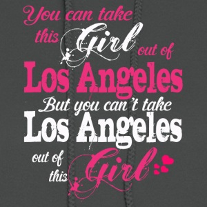 This Girl Love Los Angeles - Women's Hoodie