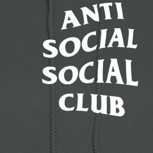 Anti Social Club - Women's Hoodie