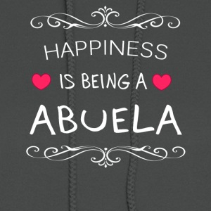 Happiness Is Being a ABUELA - Women's Hoodie