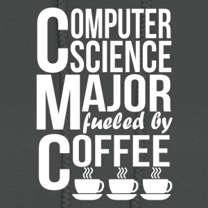 Computer Science Major Fueled By Coffee - Women's Hoodie