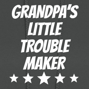 Grandpa's Little Trouble Maker - Women's Hoodie