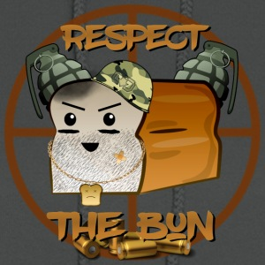 RESPECT THE BUN - Women's Hoodie