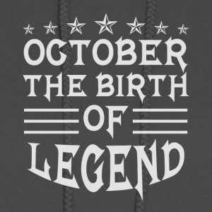 The Birth of Legend - Women's Hoodie