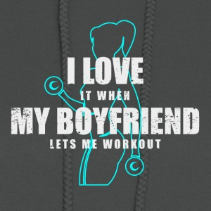 For Females Gym lovers! - Women's Hoodie