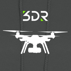 3DR DRONE SOLO2 - Women's Hoodie