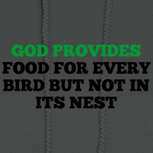 God Provides - Women's Hoodie