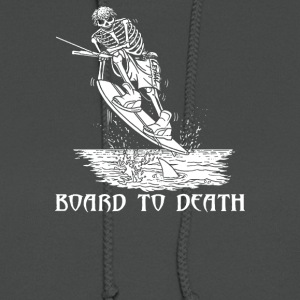 WAKEBOARD TO DEATH - Women's Hoodie