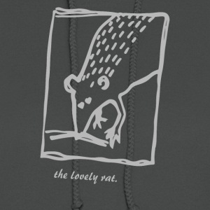 The Lovely Rat - Women's Hoodie