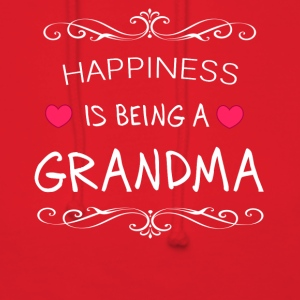 Happiness Is Being a GRANDMA - Women's Hoodie