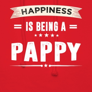 Happiness Is Being a PAPPY - Women's Hoodie