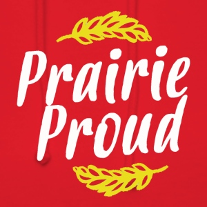 Prairie Proud White and Gold - Women's Hoodie