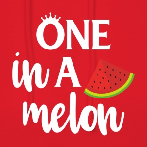 one in a melon - Women's Hoodie