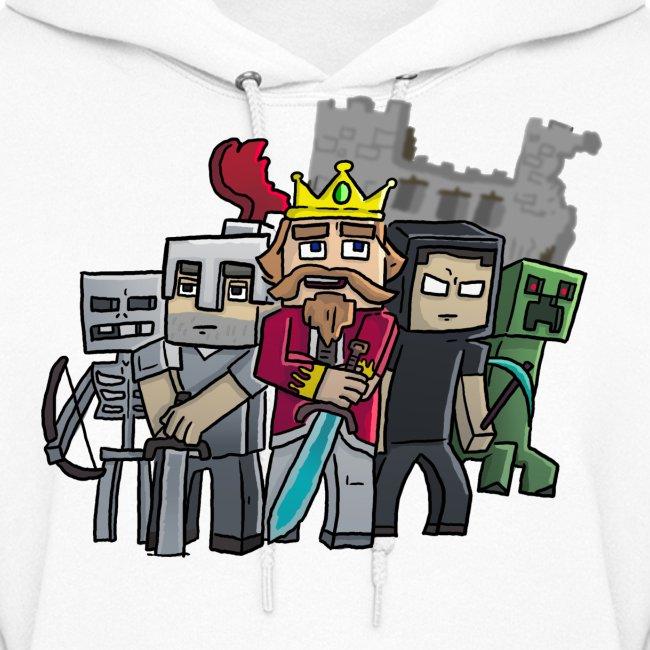 fallenkingdomshirt4 castle