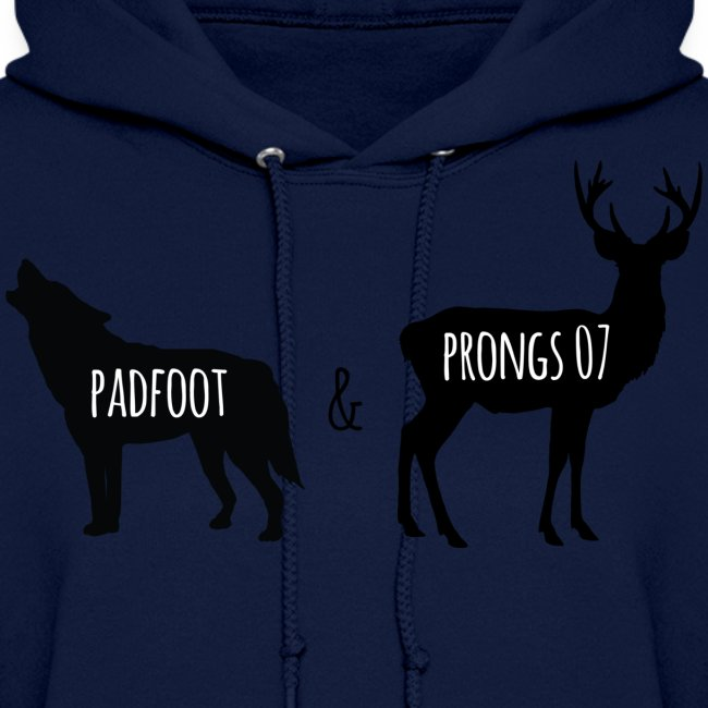 Padfoot & Prongs07 Black