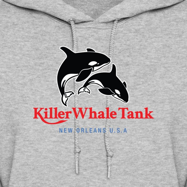 Killer Whale Tank Front
