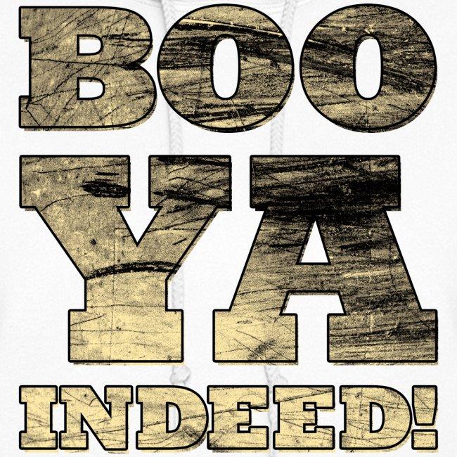 booya indeed
