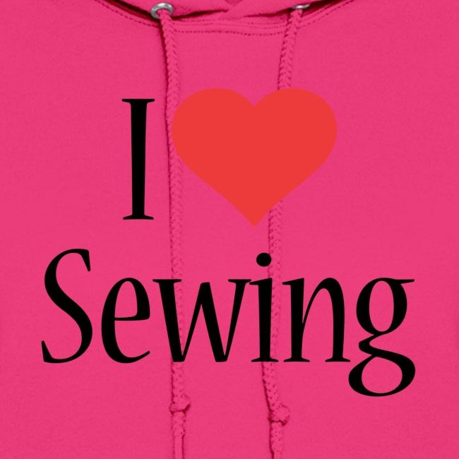 I Love Sewing