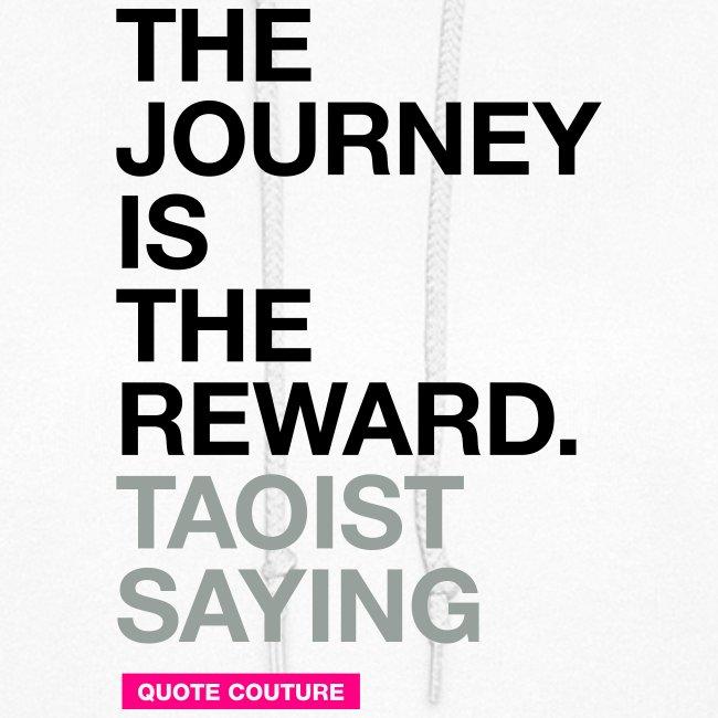 The journey is the reward (women -- medium)